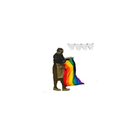 Me enseñaron a decir Stonewall